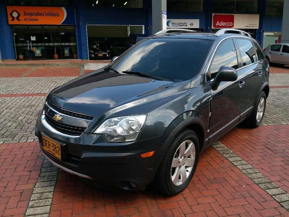 Chevrolet Captiva 2011 - 91000 km