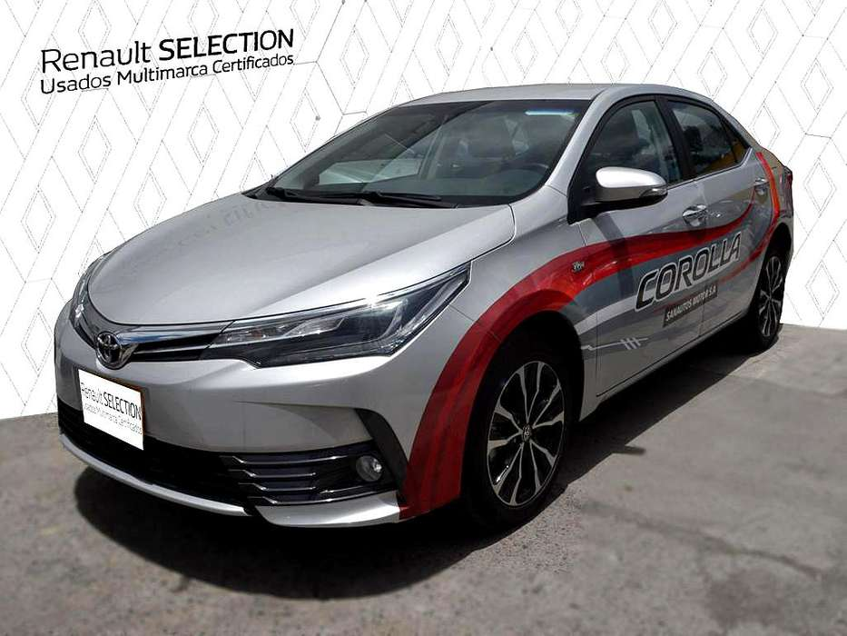 Toyota Corolla 2019 - 2150 km