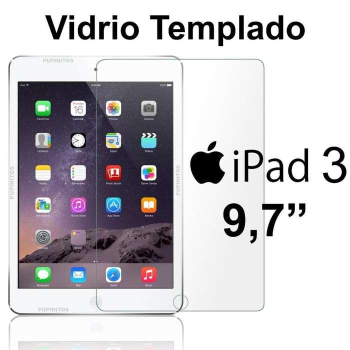 Vidrio Templado Ipad 3 9,7 Pulgadas Rosario