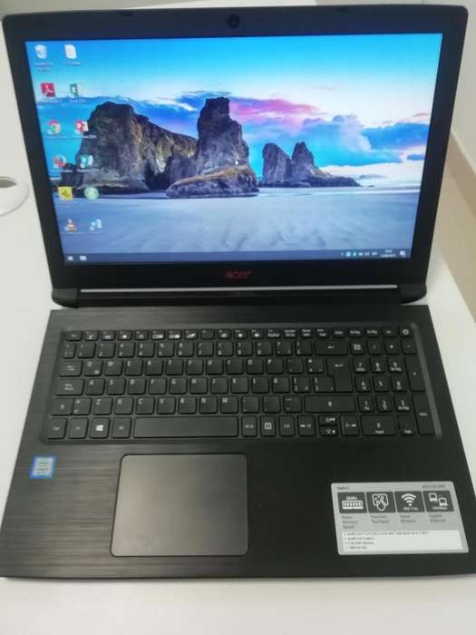 Venta laptop ACER ASPIRE CORE i3-NUEVA