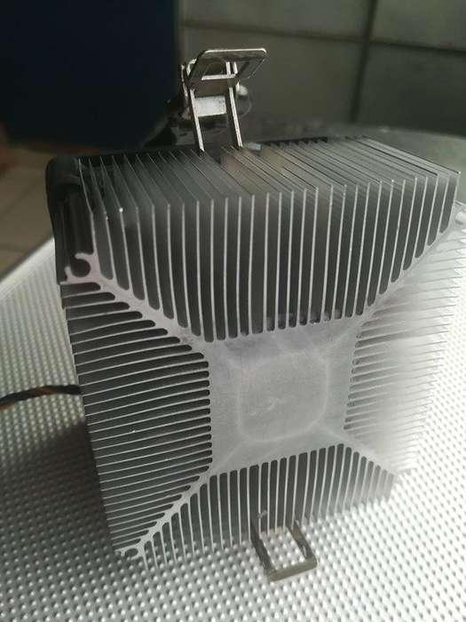 Fan Cooler - ventilador. Para Socket Amd Am2 Am3 Am3 Fm1,fm2 - USADAS
