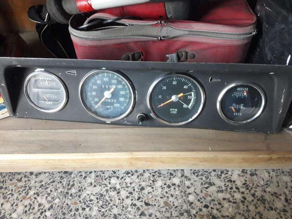 Chevrolet 400 Tablero