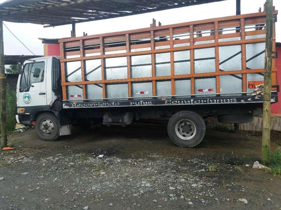 Vendo Camion Hino Fb