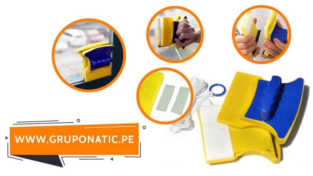 Limpiador De Vidrios Magnetico Gruponatic San Miguel Surquillo Independencia La Molina 941439370