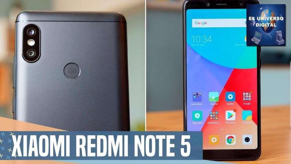 Xiaomi Redmi Note 5 Rosario,Celular Xiaomi Rosario,Xiaomi Rosario,Santa Fe,Xiaomi Redmi Note 5