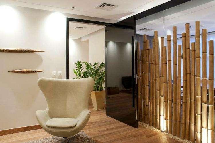 Decoracion y muebles en Bambu