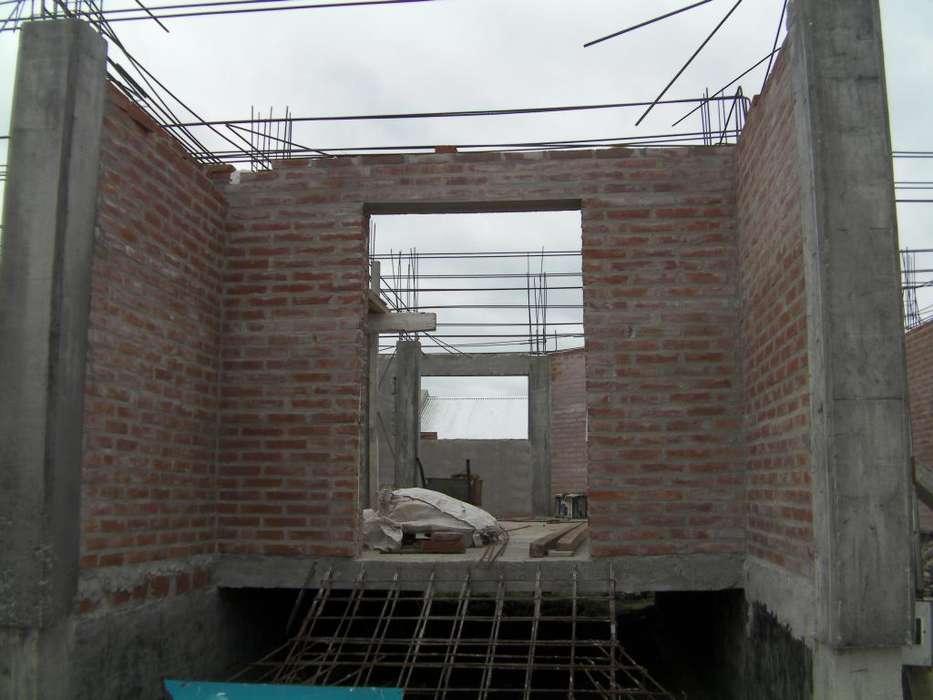 Casa En Construcción Habitable 1 Planta