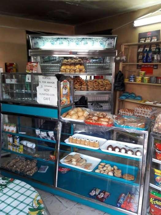 De oportunidad se vende equipo de panadería