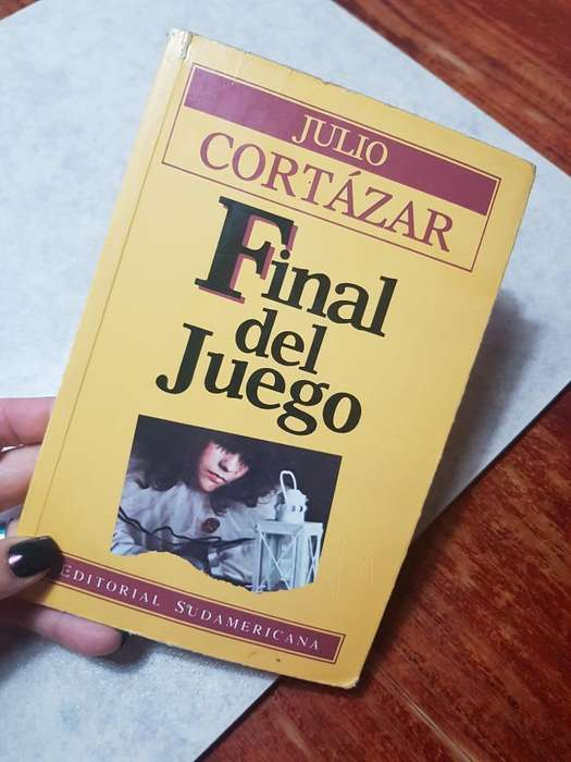 Libro Final Del Juego - Julio Cortázar