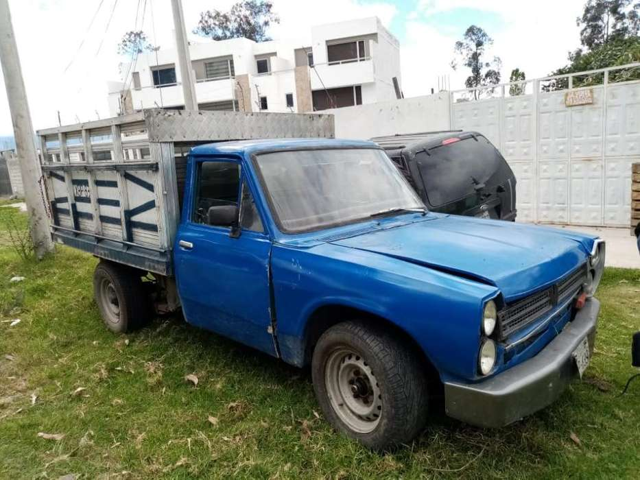 Datsun Otro 1978 - 365880 km