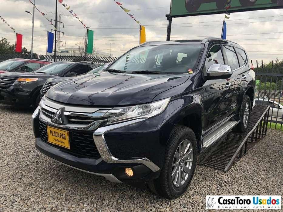 Mitsubishi Montero 2018 - 28596 km