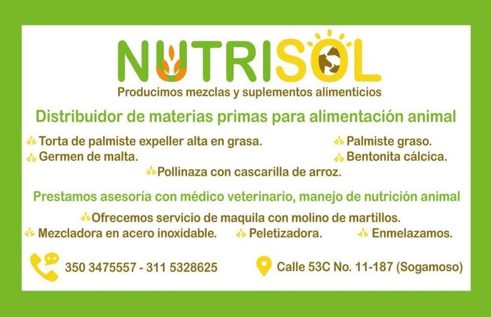 SOLICITO TÉCNICO AGROPECUARIO PARA VENTAS DE MATERIAS PRIMAS