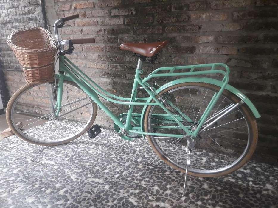 Bici de Paseo Vintage