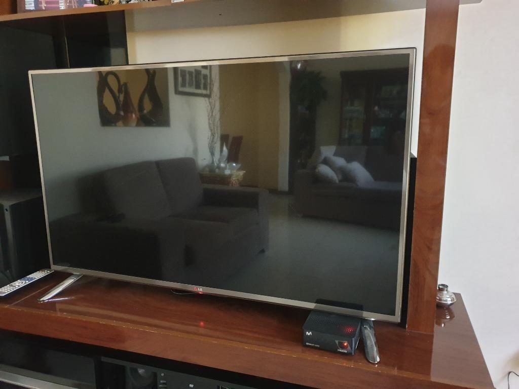 Vendo Televisor Lg de 47'