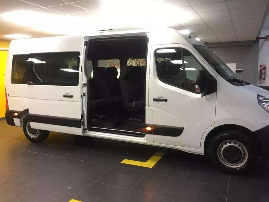 Renault Master Minibus 0km 2019