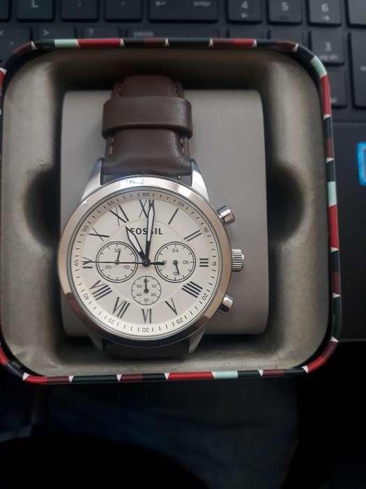 Reloj Fossil Original de Hombre