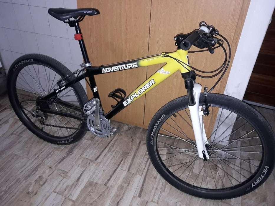 Bicicleta Explorer Adventure