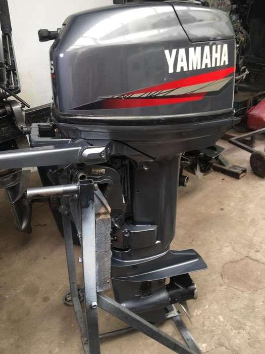 Motor Fuera de Borda Yamaha 25 Hp 2007