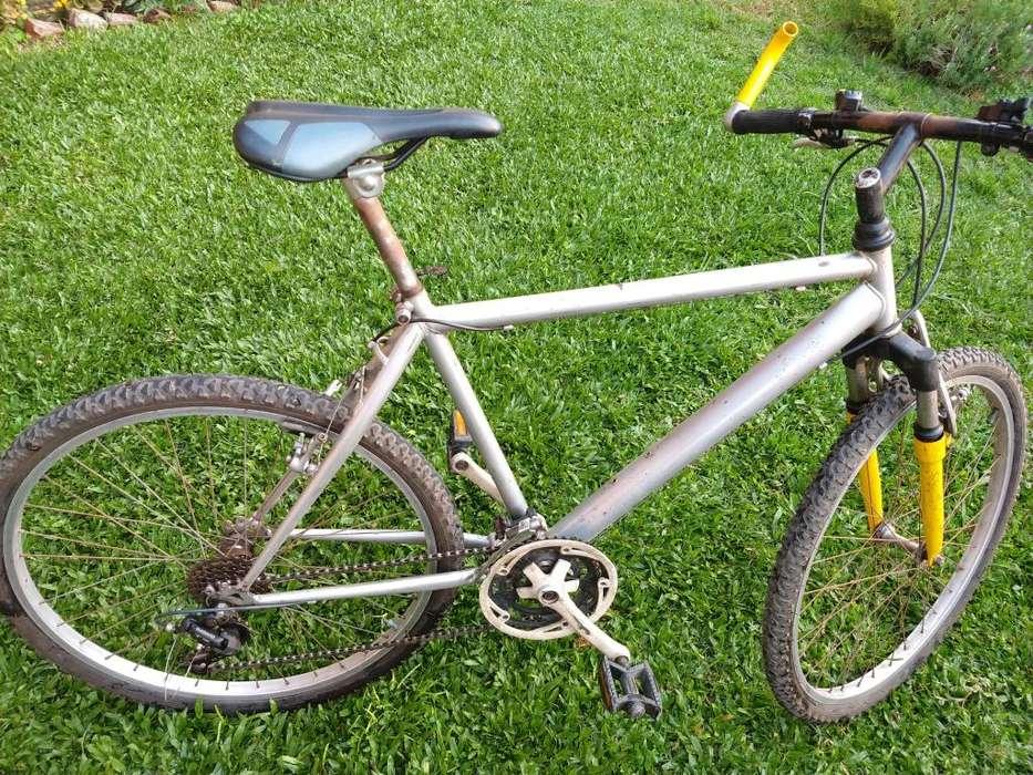 Bicleta mountanbike rodado 26