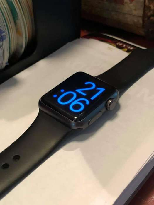 Apple Watch serie 7000 - 38mm