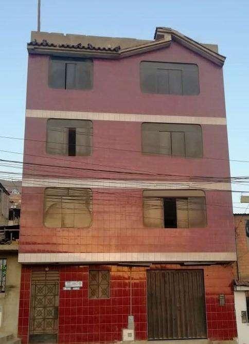 Vendo Local Comercial acondicionado como Hospedaje en Av. Cuzco Mi Peru - Ventanilla