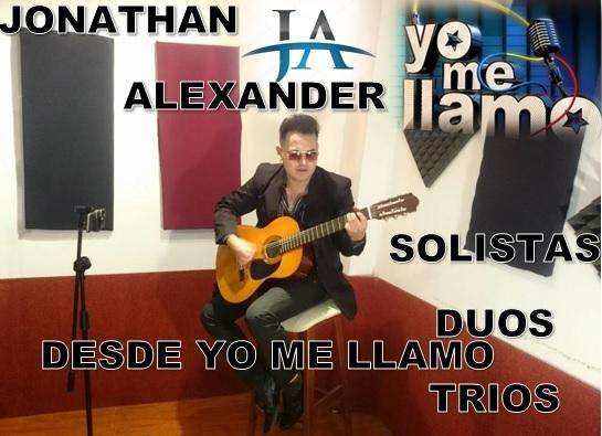 SERENATAS MUSICALES CANTANTE PROFESIONAL , DUOS Y TRIOS EN QUITO O968557259