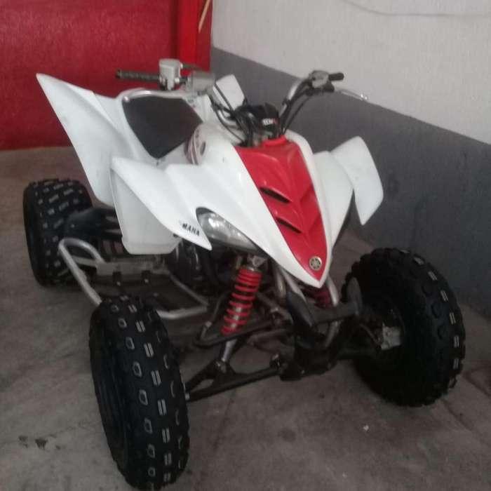 YAMAHA RAPTOR YFM R 350cc 2011