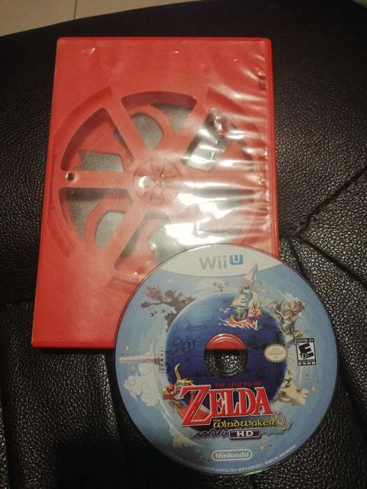 Zelda Wind Waker Hd Nintendo Wii U