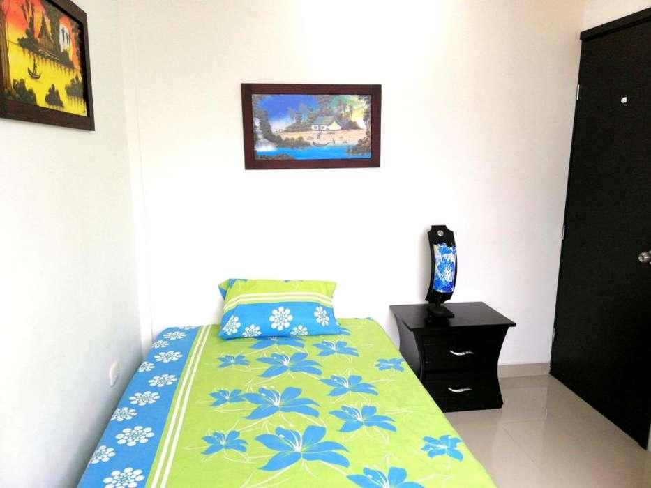 En Alquiler acogedora habitación para mujer ubicada en el centro de Pereira