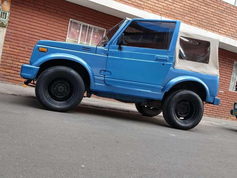 Suzuki SJ 1983 - 185000 km