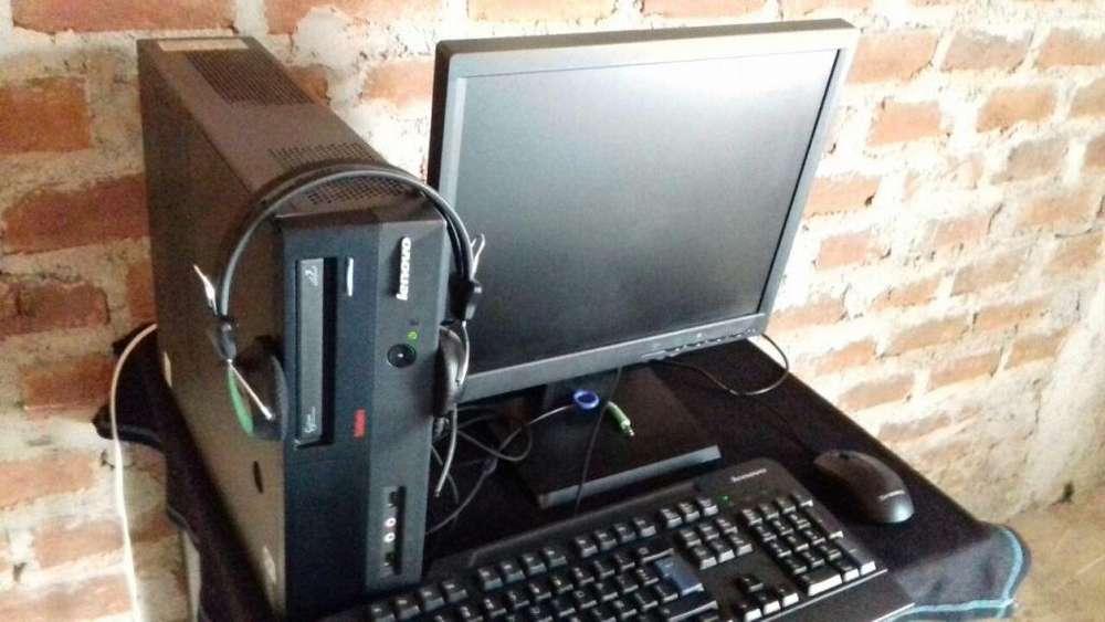 COMPUTADORA COMPLETA DE OCASION, CORE 2 DUO 4GB RAM DISCO 500GB
