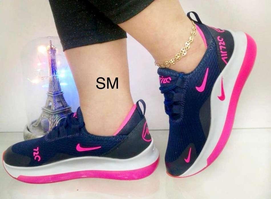Zapato Tennis Deportivo Nike Niños