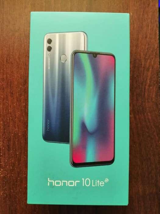Huawei Honor 10lite Detalle en Display