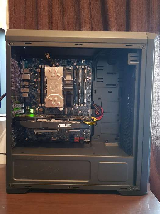 Pc Gamer Xeon Rx 580