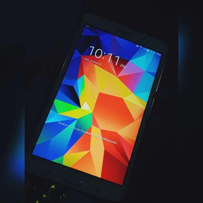 Tablet Samsung Sm T230 Muy Buen Estado
