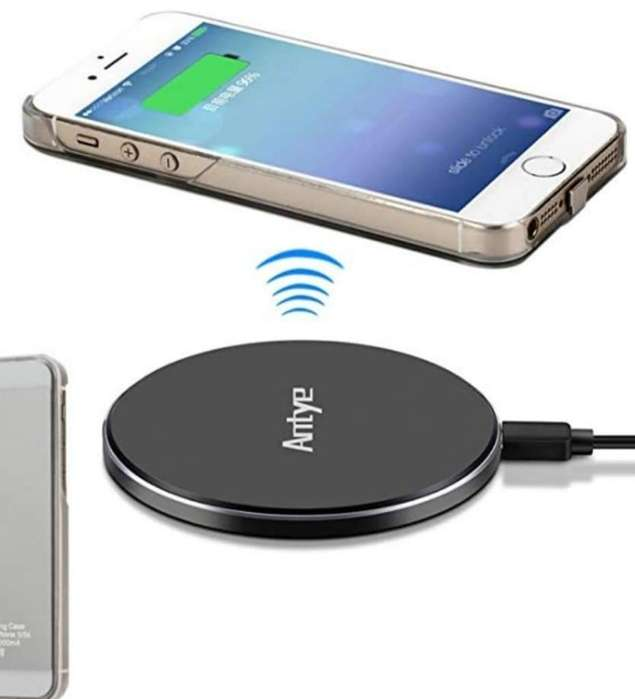 Antye Qi Wireless Charger Kit For iPhone