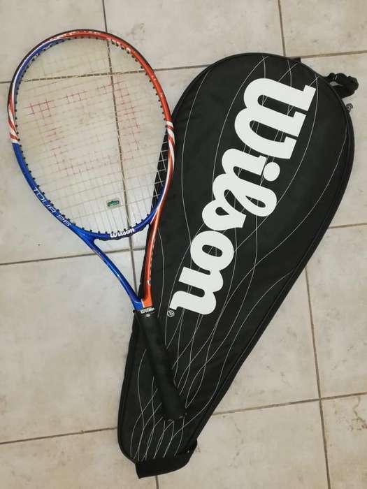 Vendo Raqueta Wilson 26