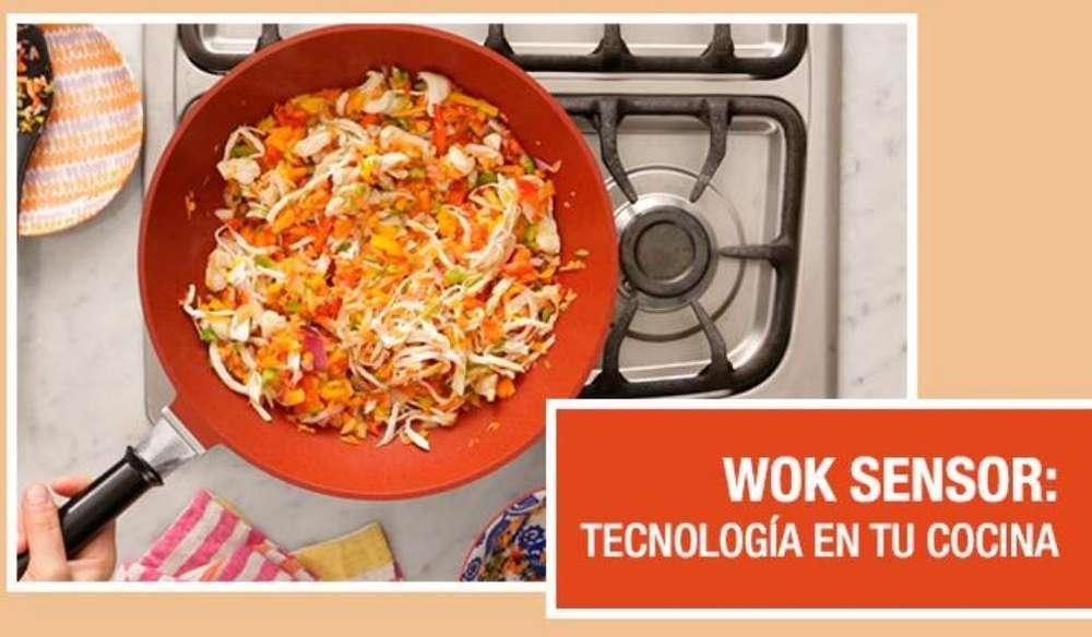 Essen Wok Sensor
