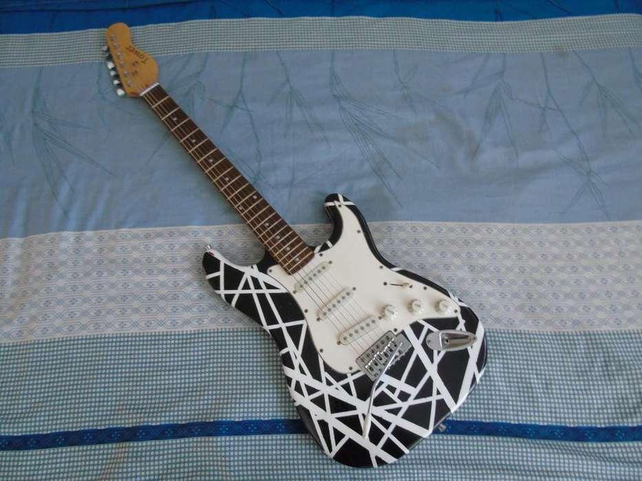 <strong>guitarra</strong> eléctrica Tower. Buen precio