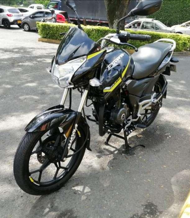 Discover 125cc 2020 Como <strong>nueva</strong>