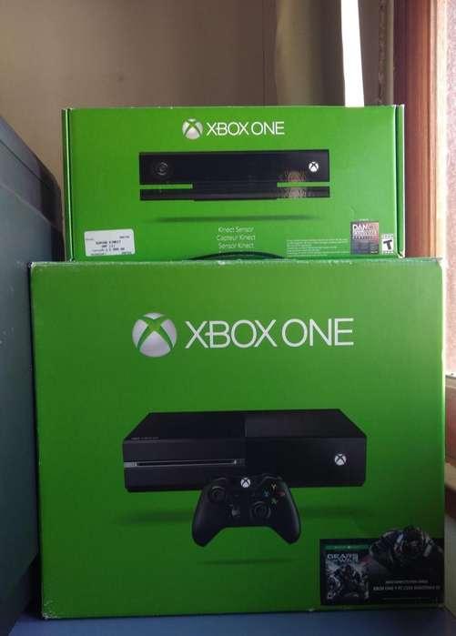 Xbox One 500gb Kinetic
