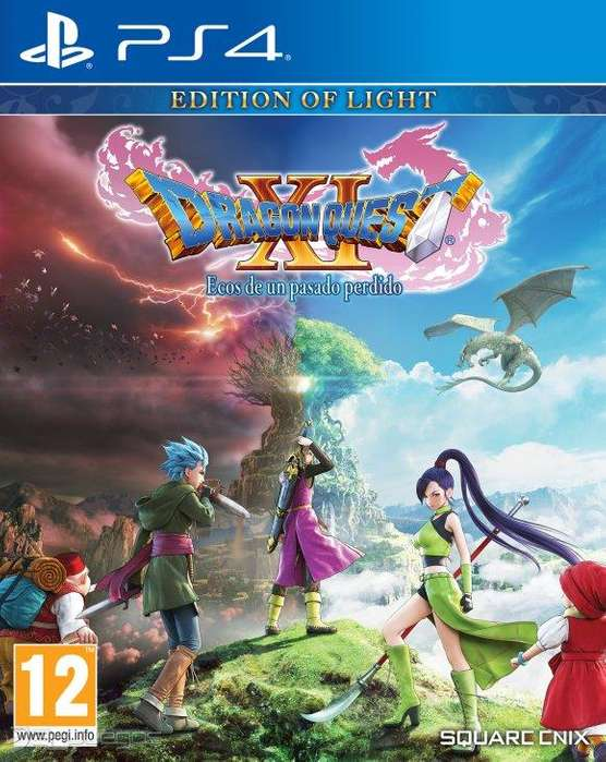 Dragon Quest Xi (