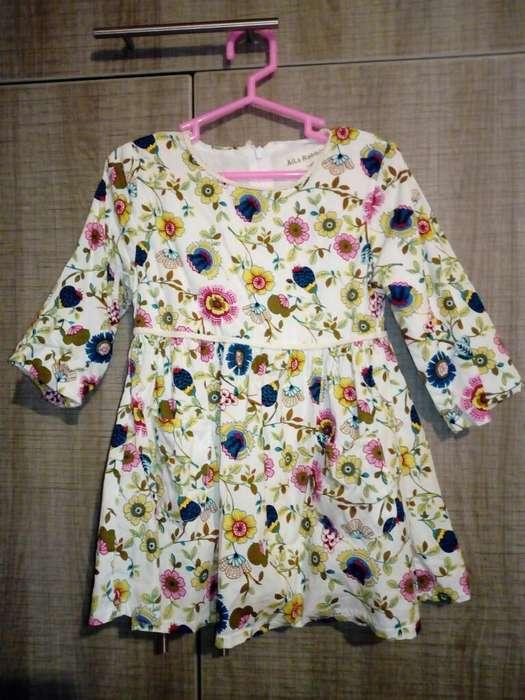 Vestido para Niña 2 Años