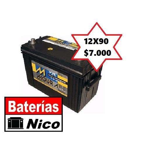 BATERÍA MOURA 12X90 (OFERTA ESPECIAL)