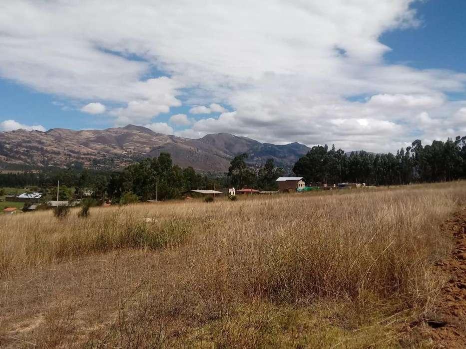 vendo terreno frente la colpa yendo a llacanora con una área de 274 m2