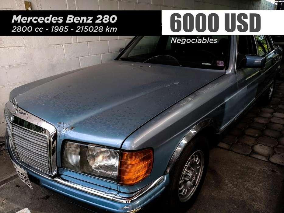 <strong>mercedes-benz</strong> Otro 1985 - 215000 km