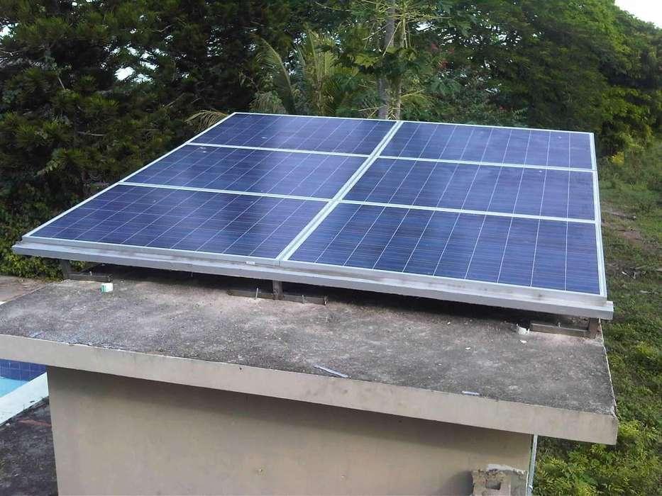 Paneles solares en precio de locura!!!