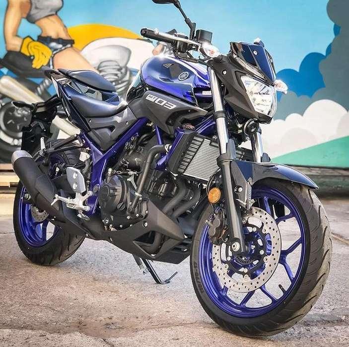 Yamaha MT 03 - esta semana con descuento