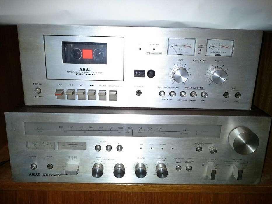 Equipo de Audio Akai El Mejor