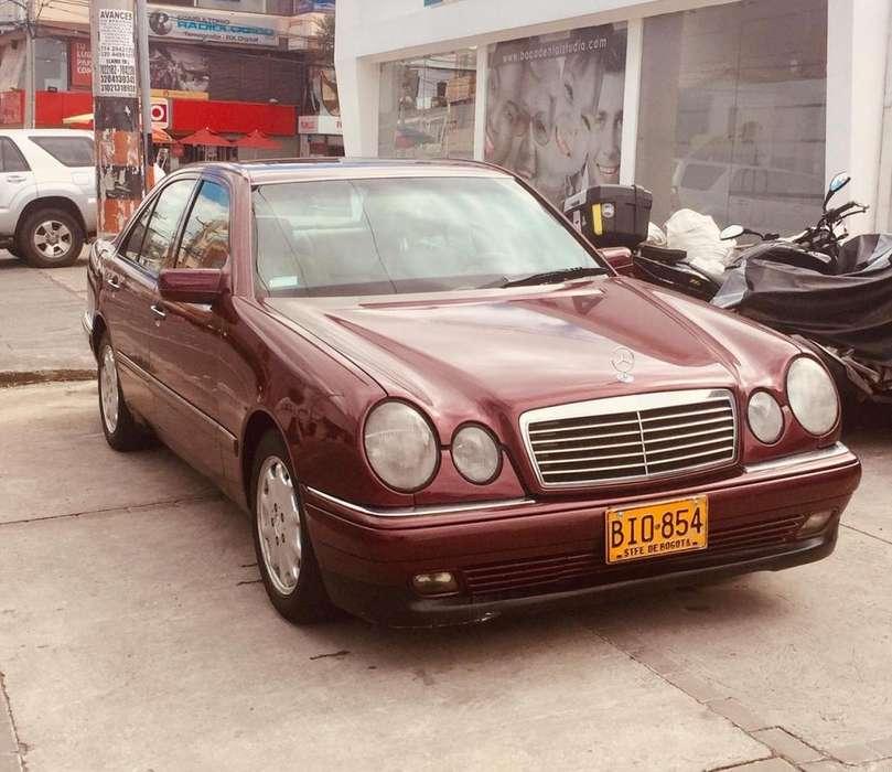 <strong>mercedes-benz</strong> Clase E 1996 - 140000 km